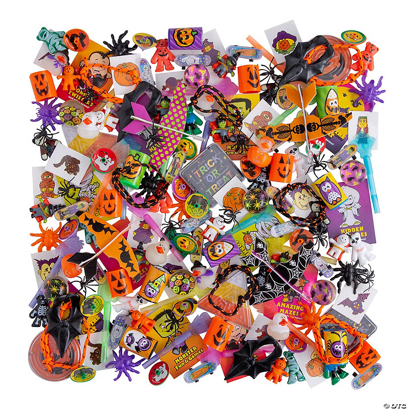 Ultimate Halloween Toy Assortment Audio Thumbnail
