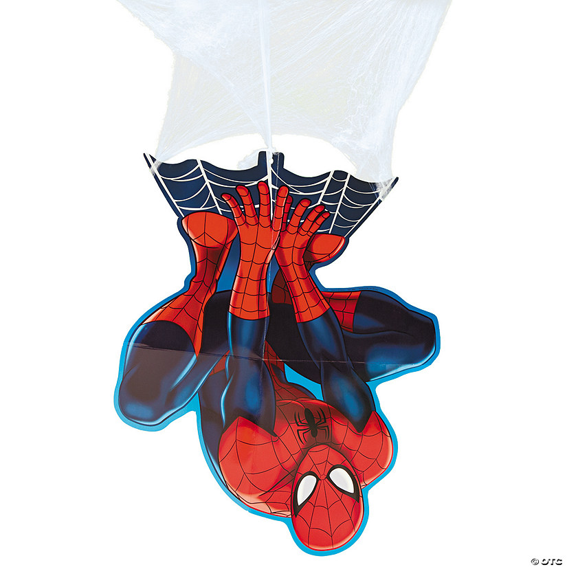 ultimate spider man hanging centerpiece discontinued