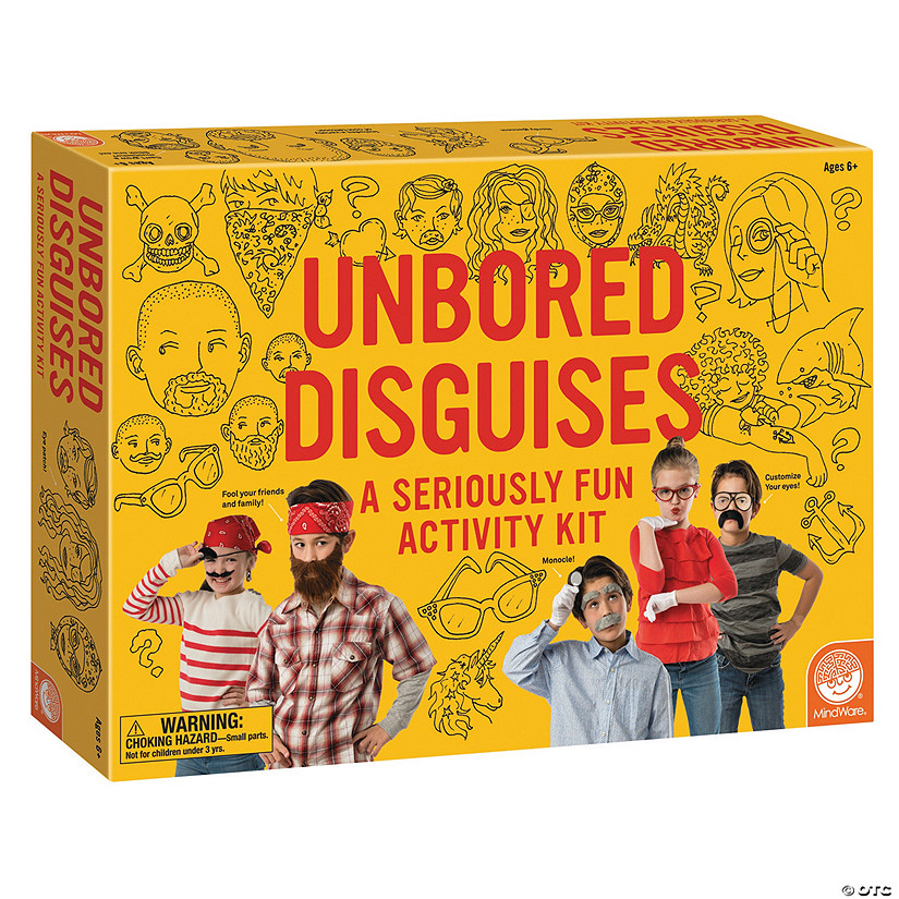 UNBORED Disguise Kit Image Thumbnail
