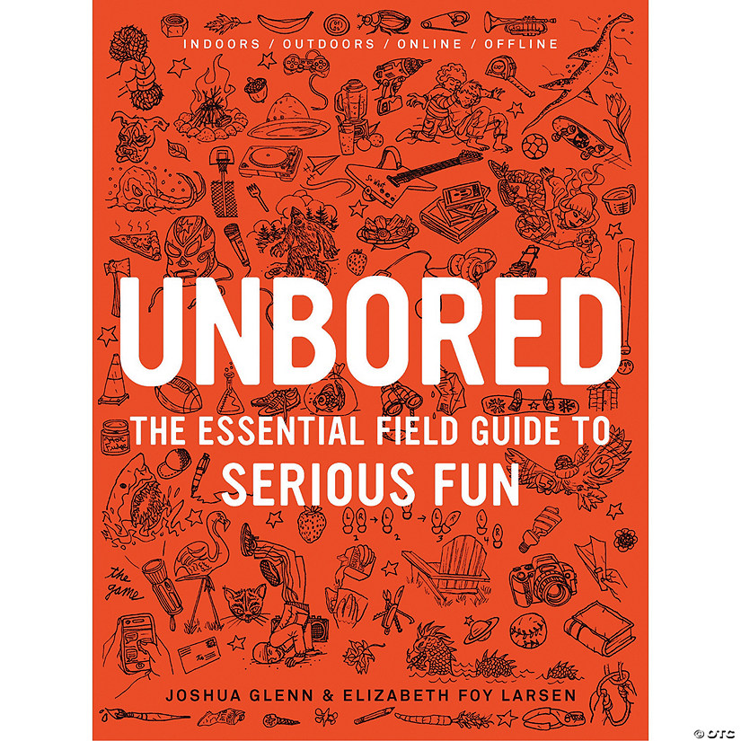 UNBORED: The Essential Field Guide to Serious Fun Audio Thumbnail