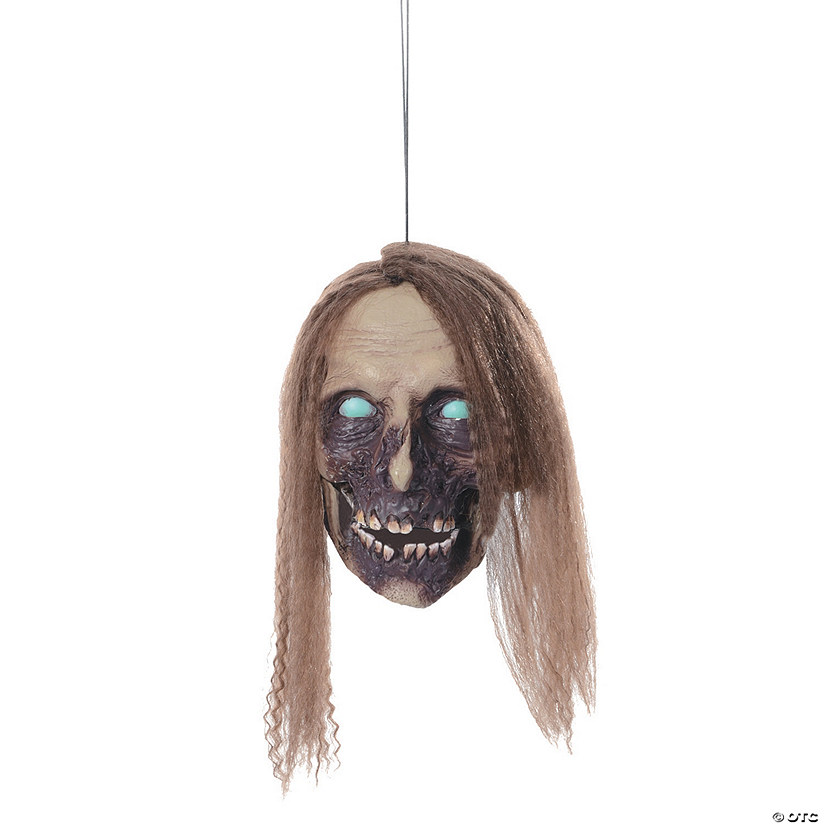 Undead Cathy Hanging Head Halloween Decoration Audio Thumbnail