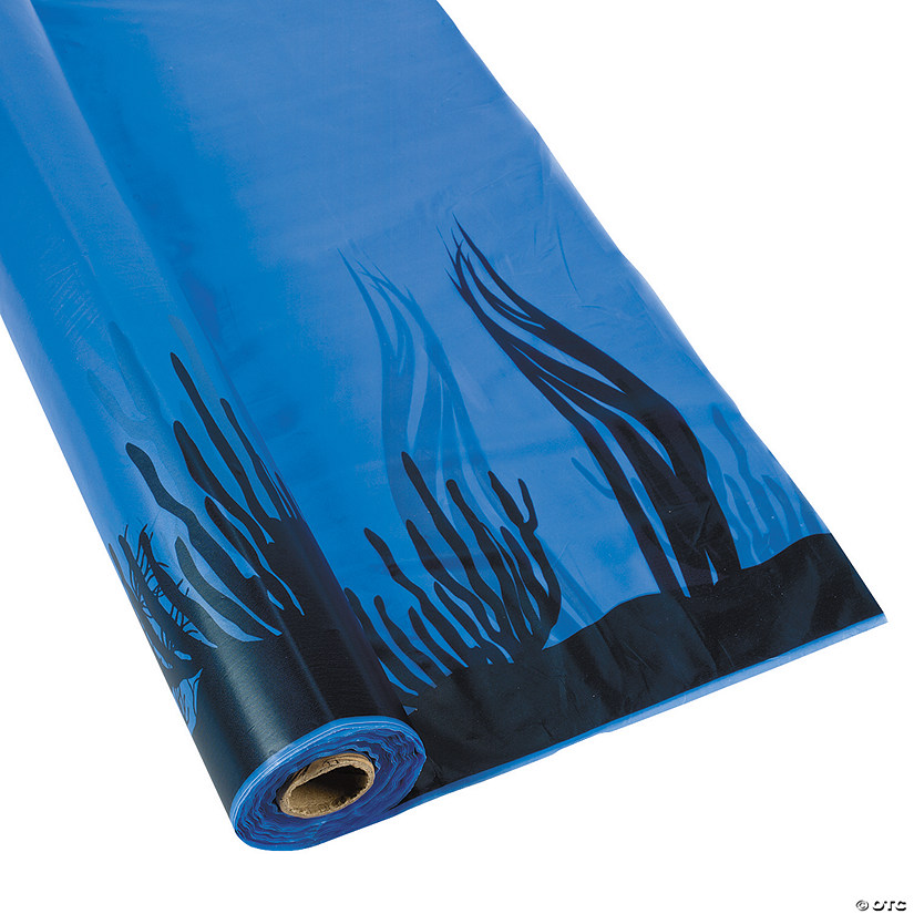 Under the Sea Plastic Tablecloth Roll Audio Thumbnail