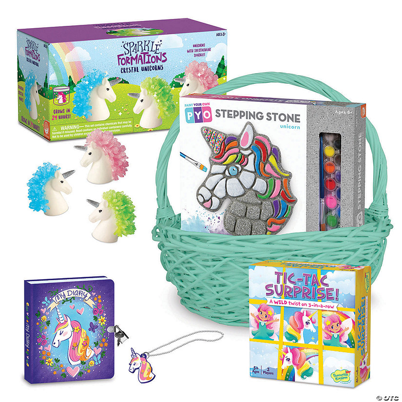 Unicorn Easter Basket: Ages 8+ Audio Thumbnail