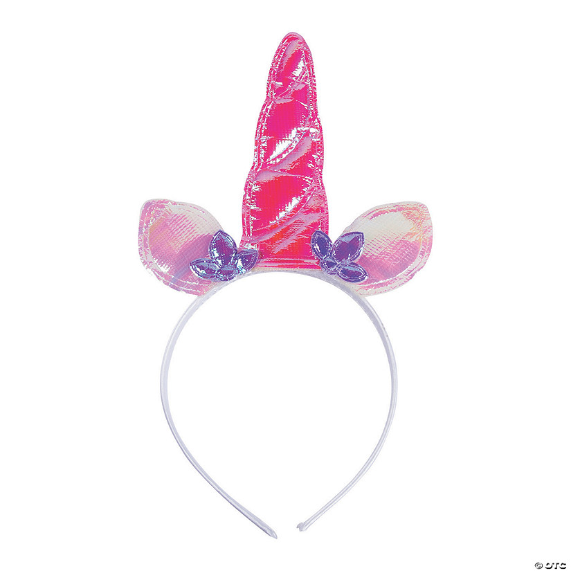 Unicorn Iridescent Headbands Audio Thumbnail