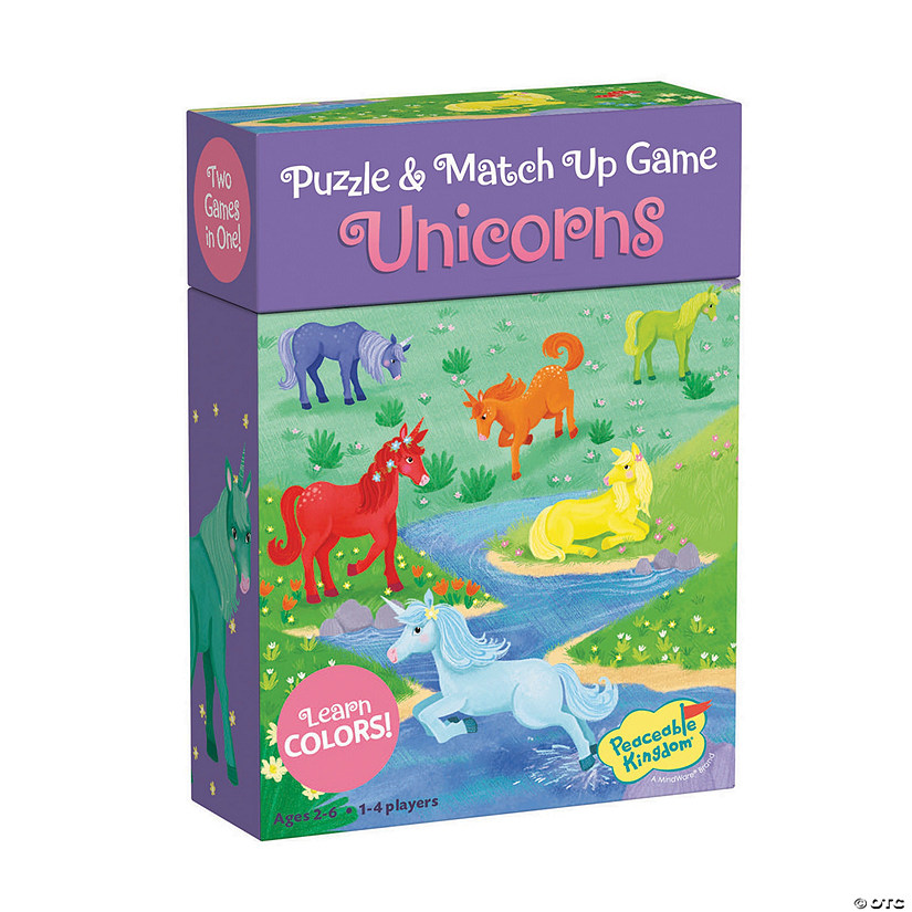 Unicorn Match Up Game Image Thumbnail