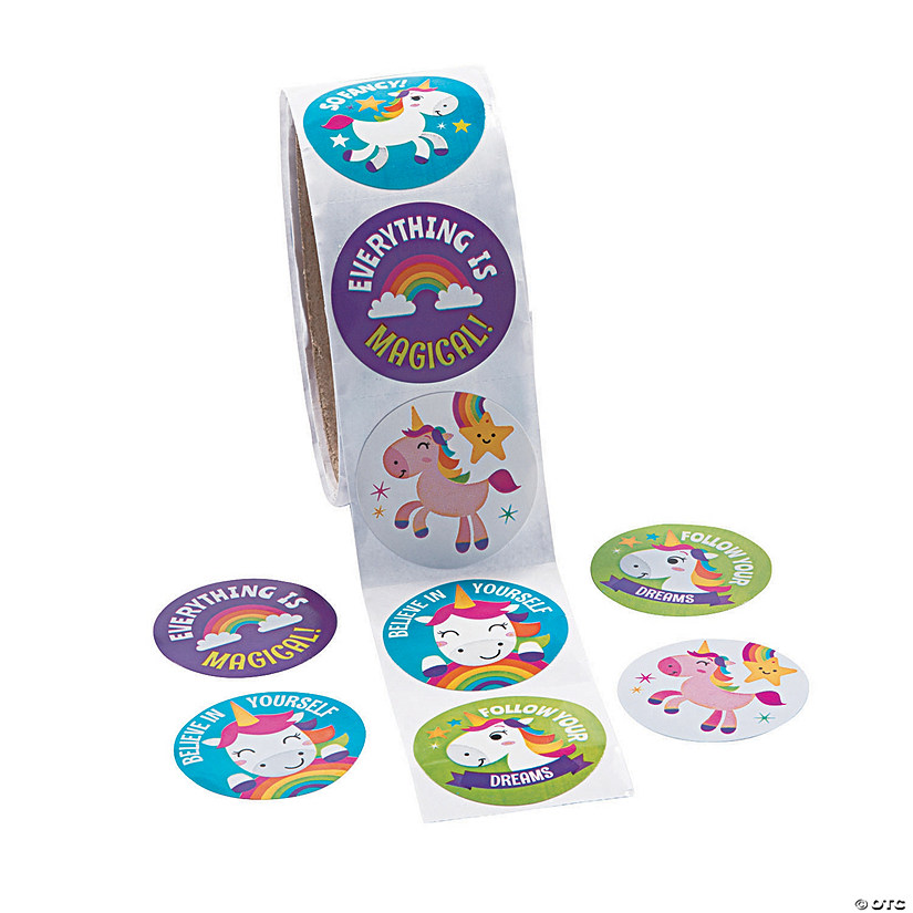 Unicorn Stickers Image Thumbnail