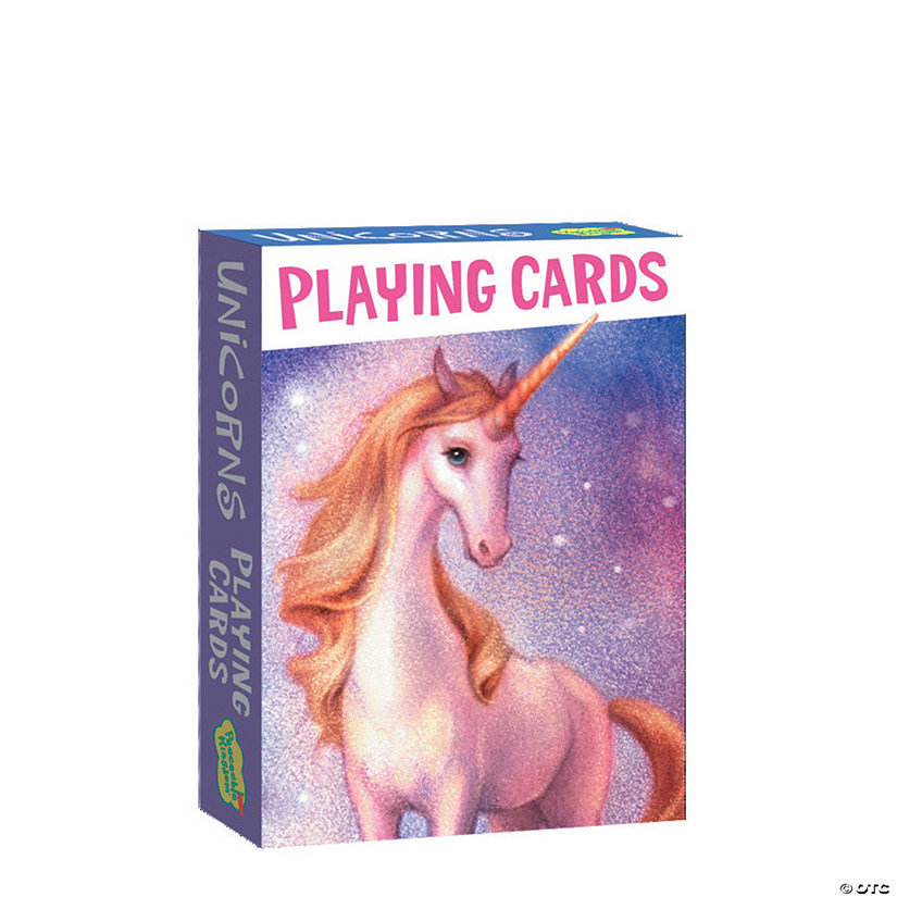 Unicorns Playing Card Pack