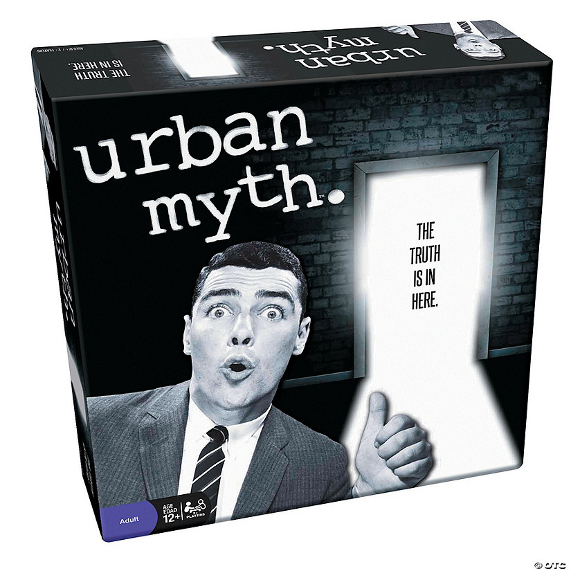 Urban Myth Party Game Audio Thumbnail