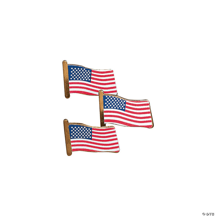 USA Flag Pins Audio Thumbnail