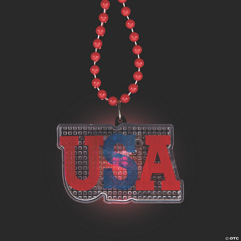 USA Light-Up Necklaces Audio Thumbnail