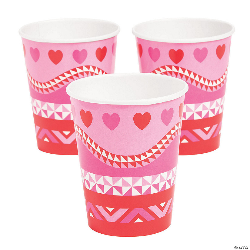 Valentine Fiesta Paper Cups Audio Thumbnail