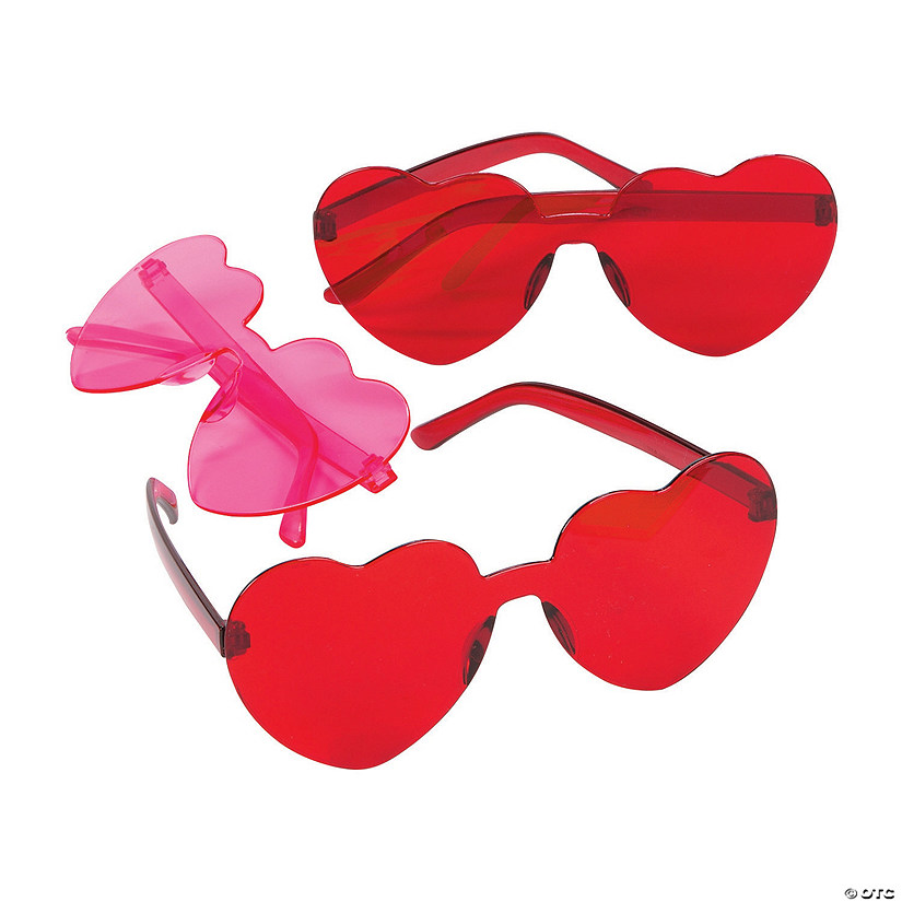 Valentine Heart Glasses Audio Thumbnail