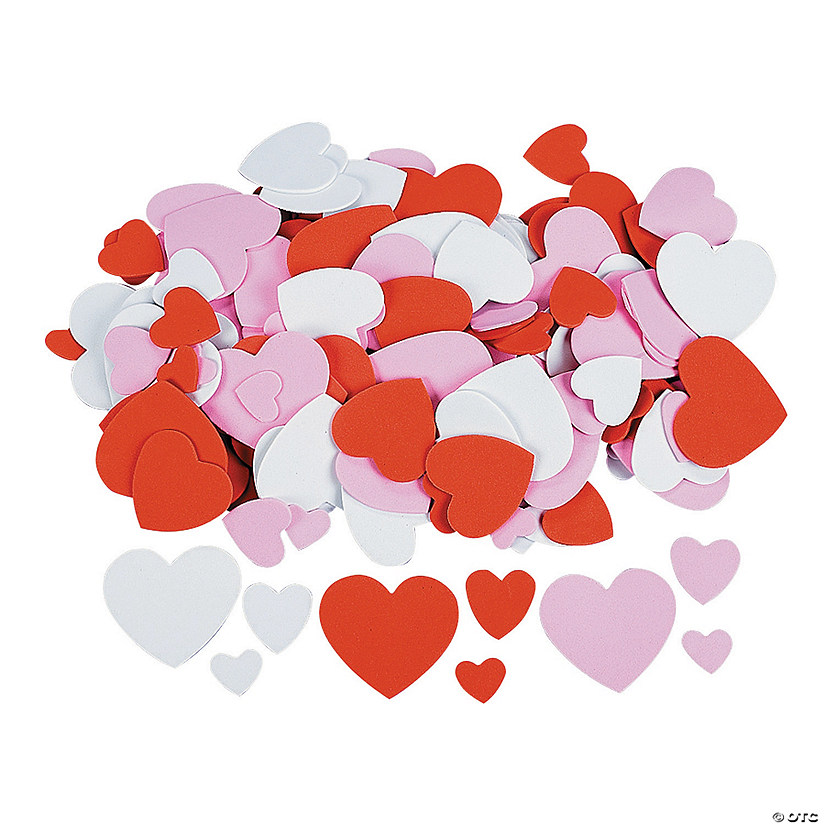 Valentine Hearts Galore