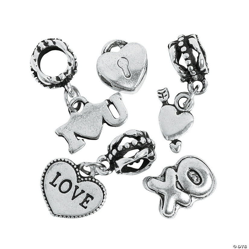 Valentine Large Hole Bead Assortment Audio Thumbnail