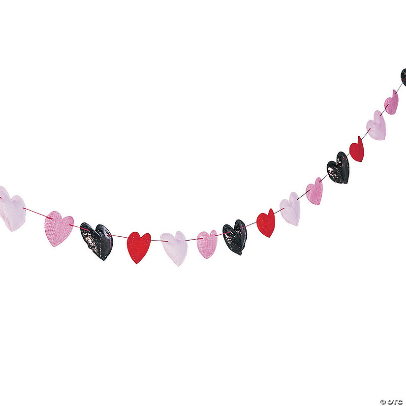 Valentine Mixed Media Garland Audio Thumbnail