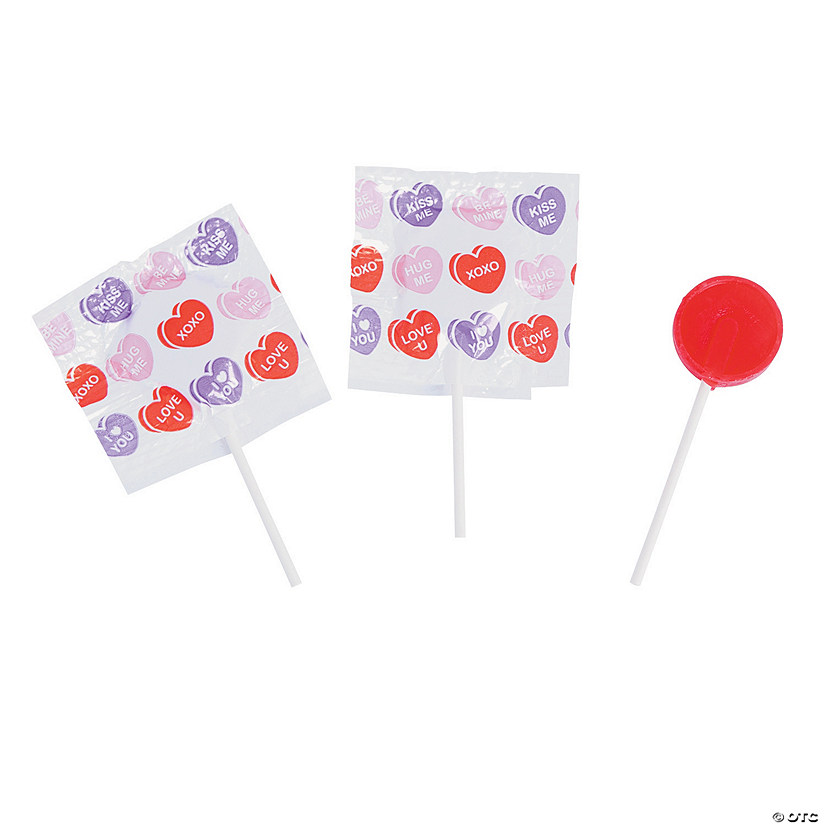 Valentine Printed Lollipops Audio Thumbnail