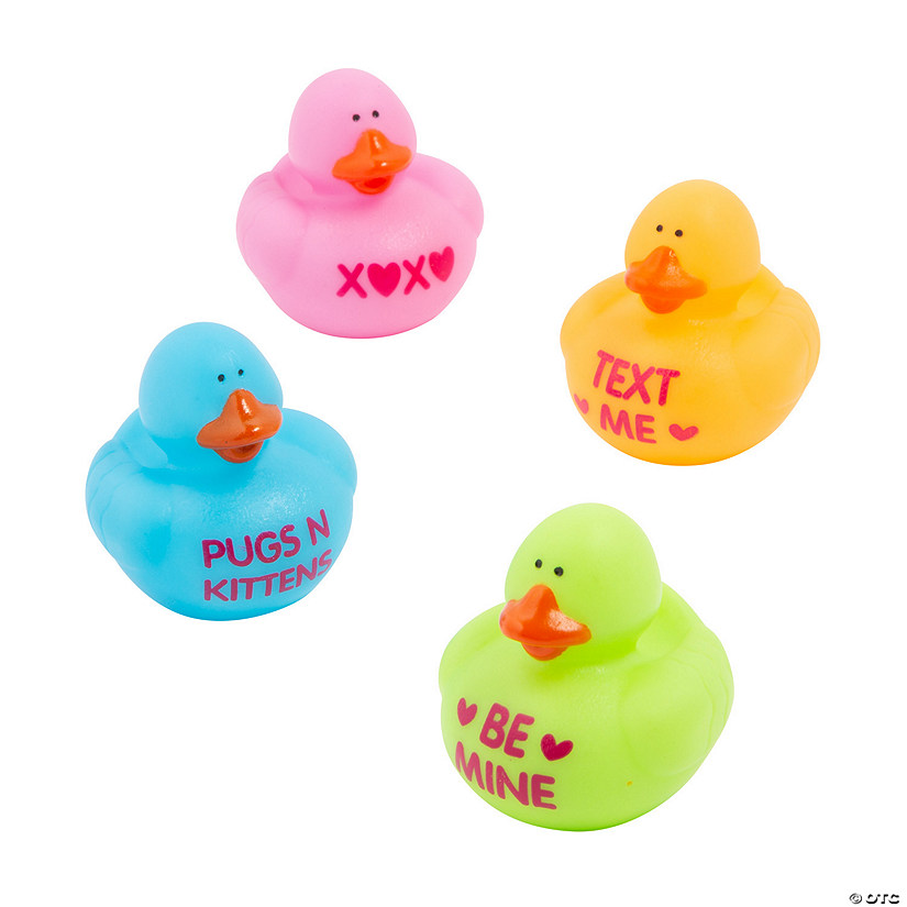 Valentine's Day Rubber Duckies Audio Thumbnail