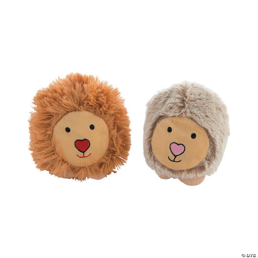 Valentine S Day Stuffed Hedgehogs