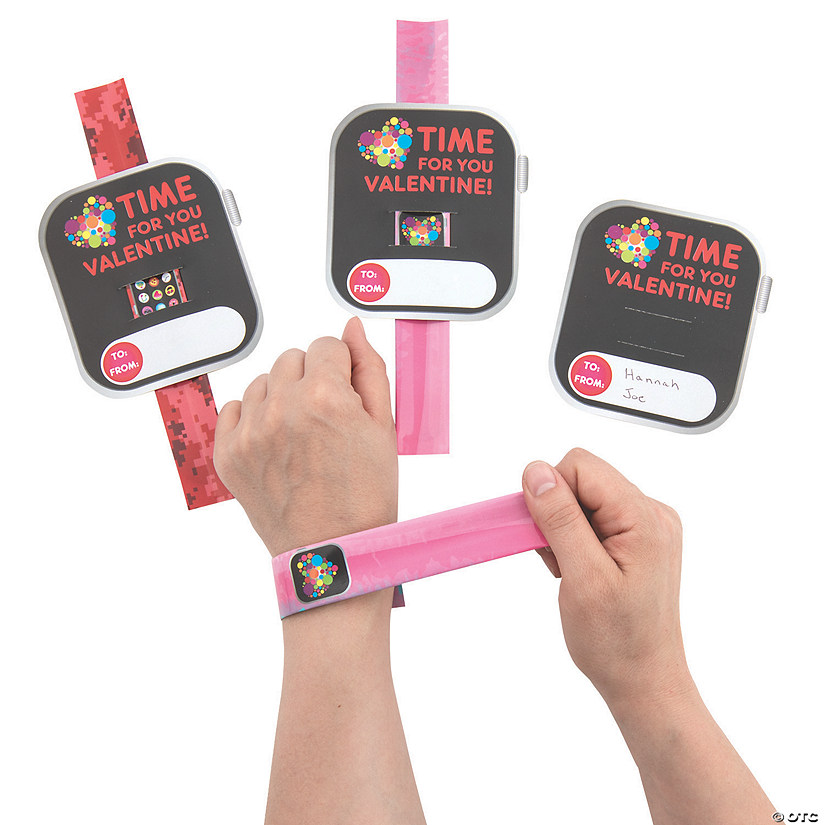 Valentine Smart Watch Slap Bracelets Audio Thumbnail