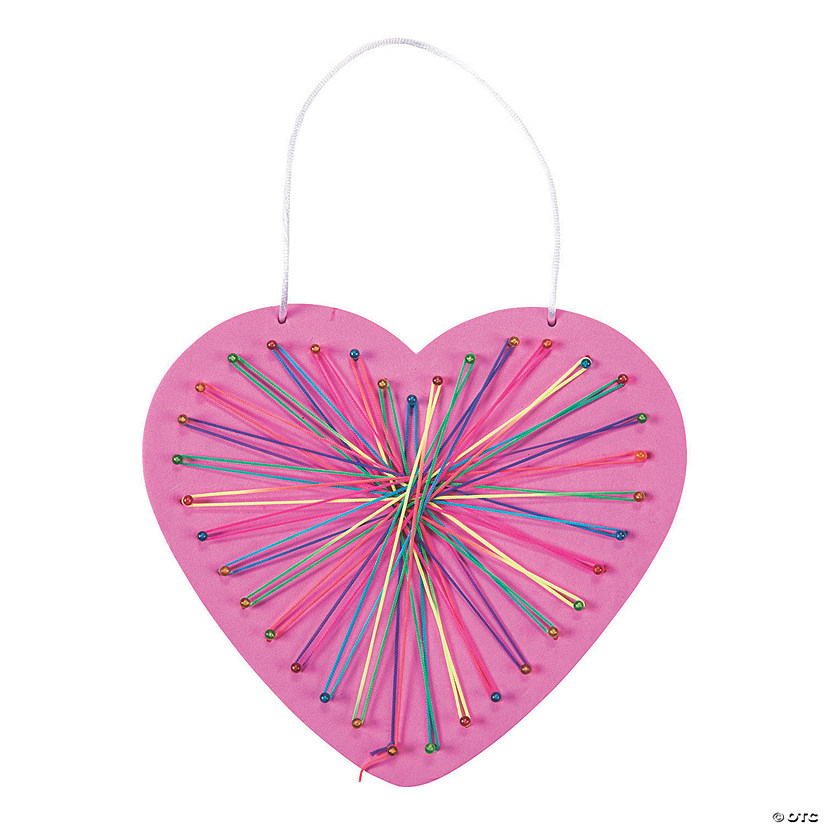 Valentine String Art Craft Kit Audio Thumbnail