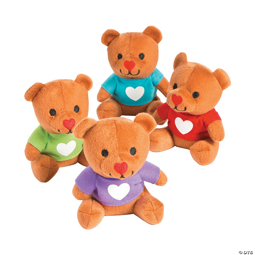 Valentine Stuffed Bears with T-Shirts Audio Thumbnail