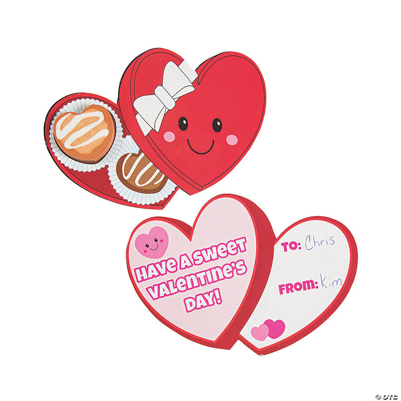 Valentine Sweet Treat Scented Erasers with Cards Audio Thumbnail