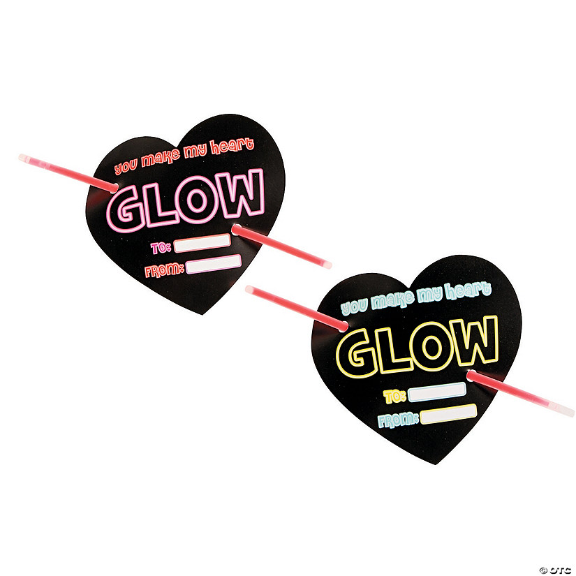 Valentine's Day Cards with Glow Bracelets Audio Thumbnail