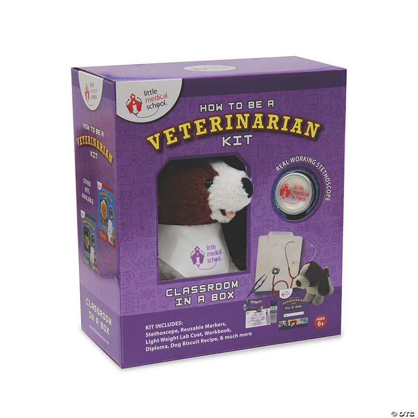 Veterinarian Kit Audio Thumbnail