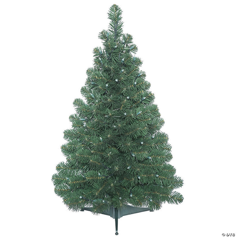 Vickerman 3' Oregon Fir Christmas Tree - Unlit Image Thumbnail