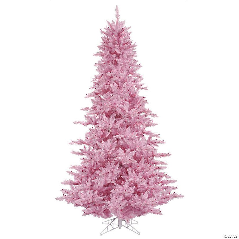 Vickerman 3' Pink Fir Christmas Tree - Unlit Image Thumbnail