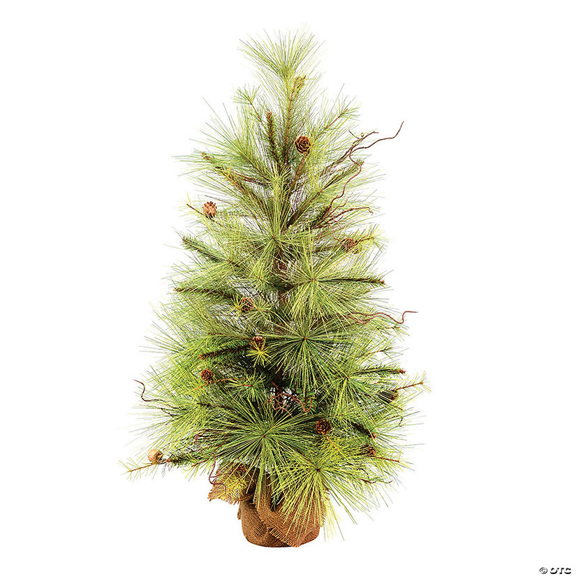 "Vickerman 36"" Jasper Pine Tree Image Thumbnail"