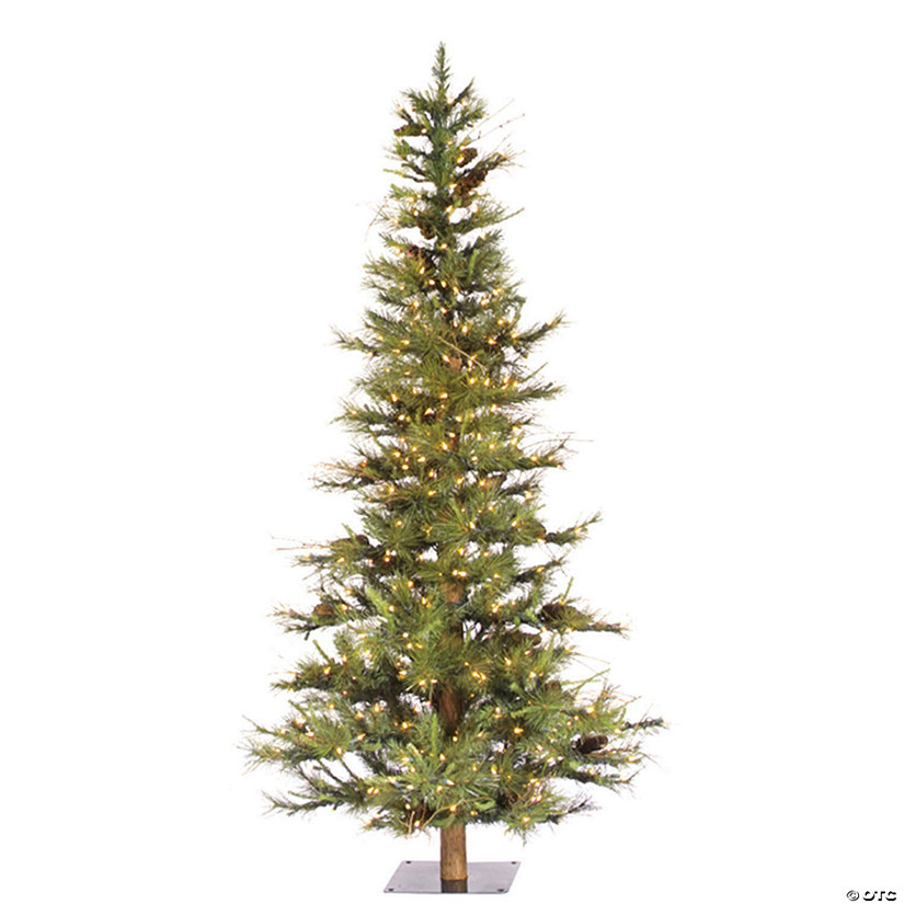 Vickerman 4' Ashland Christmas Tree with LED Lights Image Thumbnail