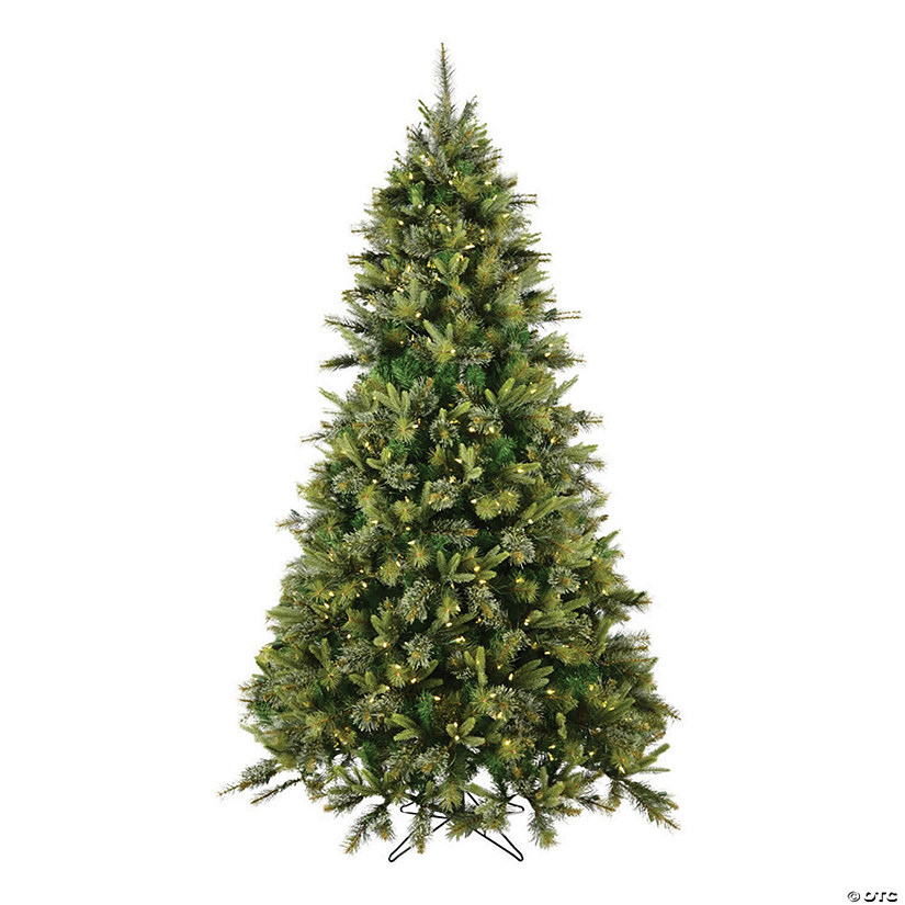 Vickerman 5.5' Cashmere Pine Christmas Tree with Warm White LED Lights Audio Thumbnail