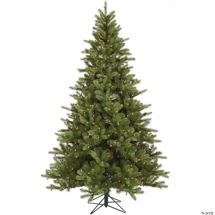 Vickerman 5.5' King Spruce Christmas Tree with Clear Lights Image Thumbnail