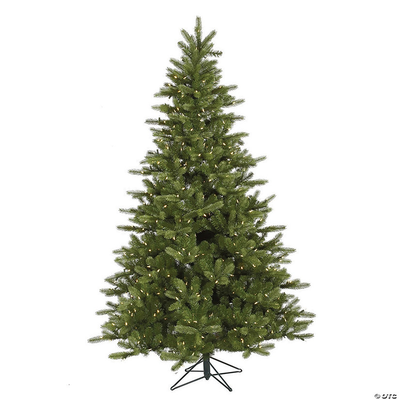 Vickerman 6.5' King Spruce Christmas Tree with Warm White LED Lights Image Thumbnail