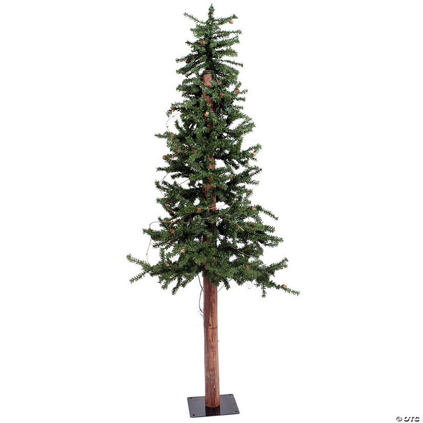 Vickerman 6' Alpine Christmas Tree - Unlit Image Thumbnail