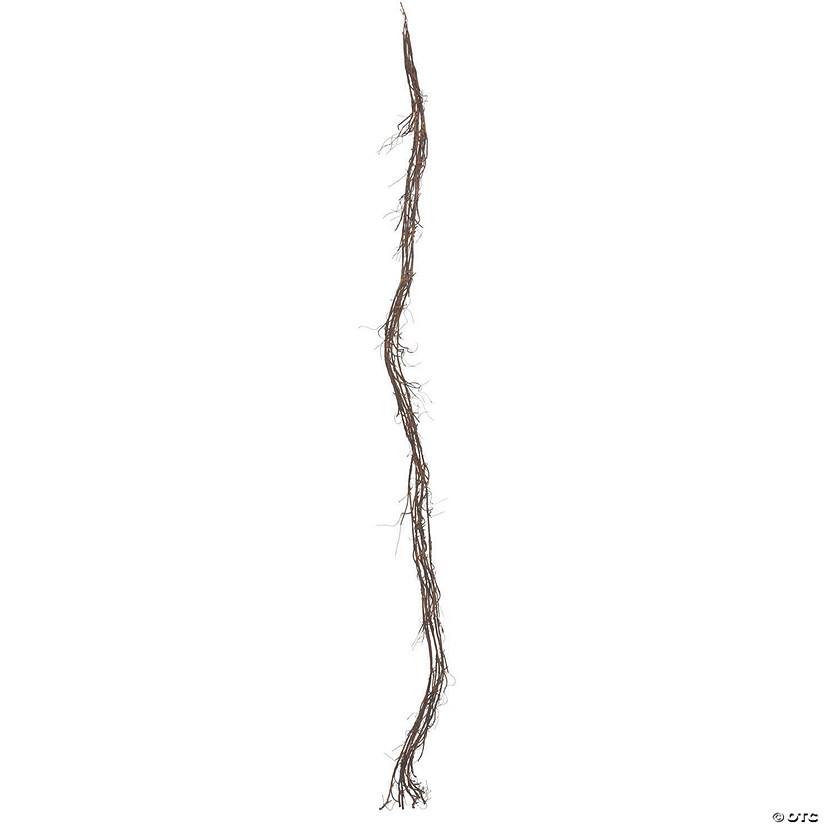 Vickerman 6' Artificial Brown Twig Garland Image Thumbnail