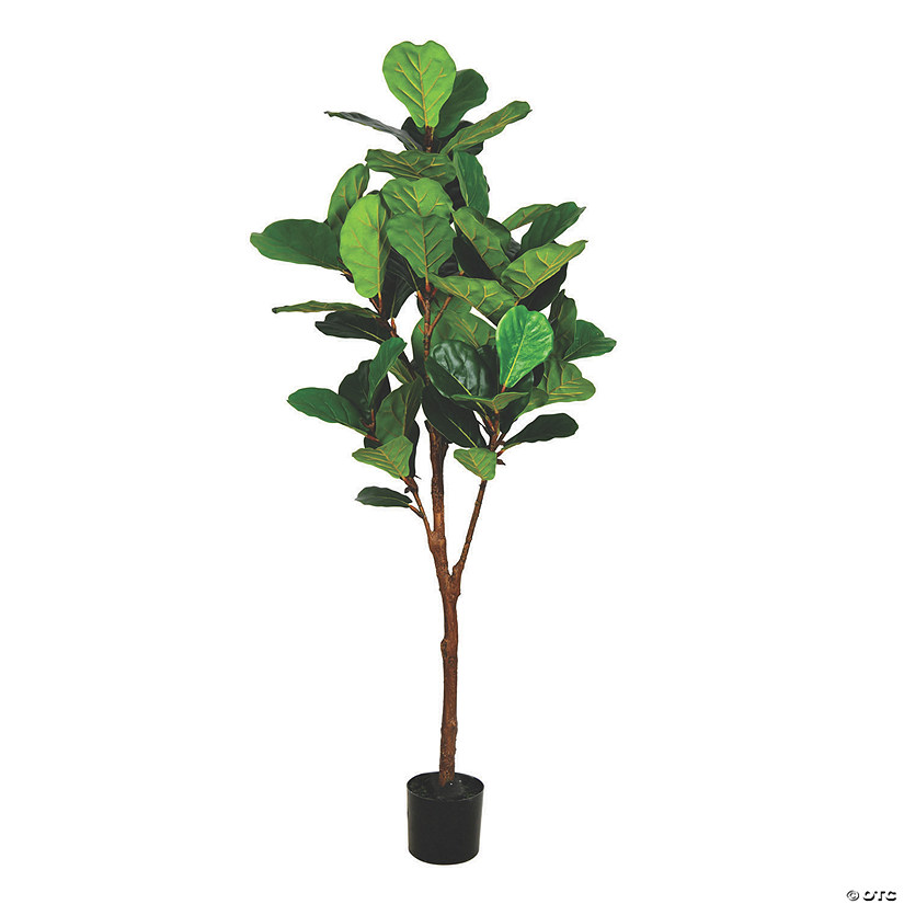 Vickerman 6' Fiddle Tree in Pot Image Thumbnail