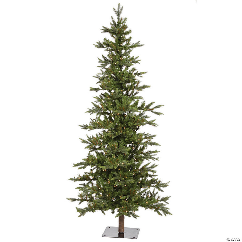 Vickerman 6' Shawnee Fir Christmas Tree with Clear Lights Image Thumbnail