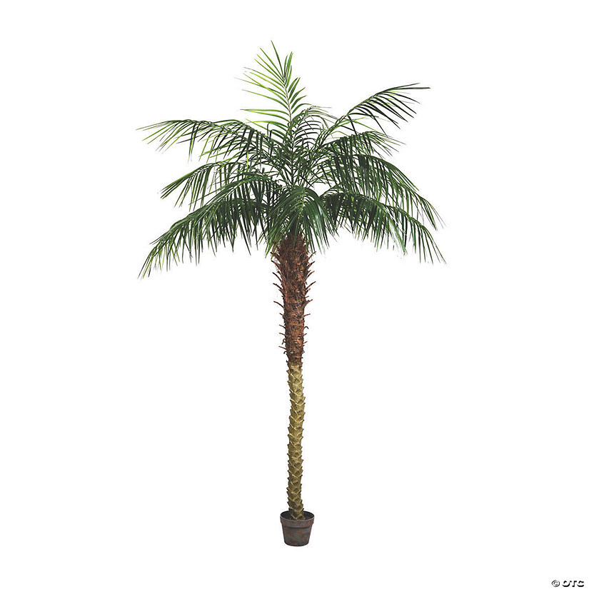 Vickerman 7' Artificial Potted Pheonix Palm Tree Image Thumbnail