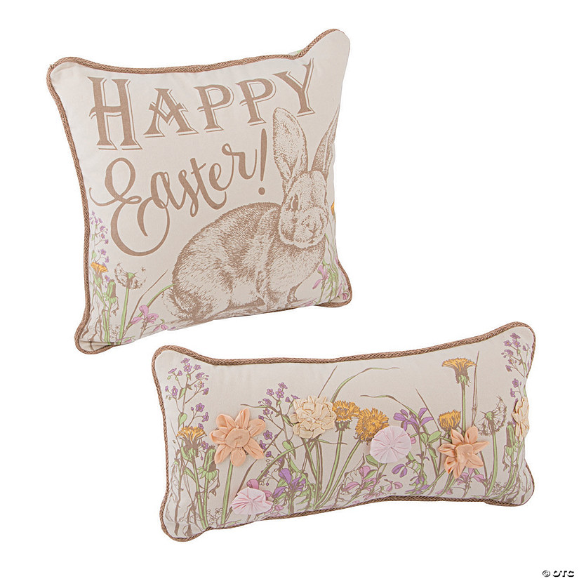 Vintage Easter Pillows Audio Thumbnail