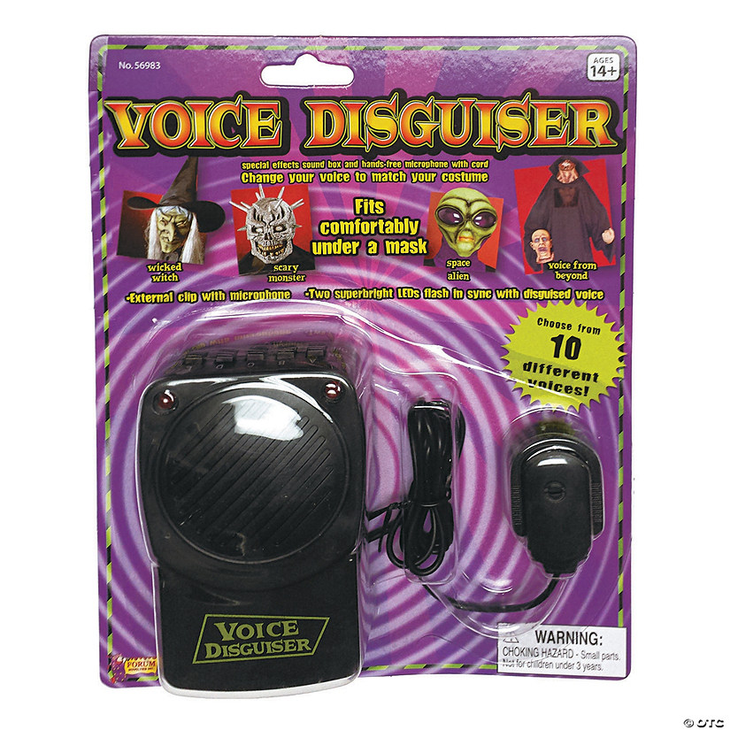 Voice Changer with Microphone Audio Thumbnail