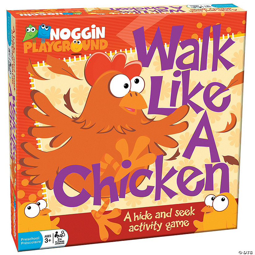 Walk Like a Chicken Game Audio Thumbnail