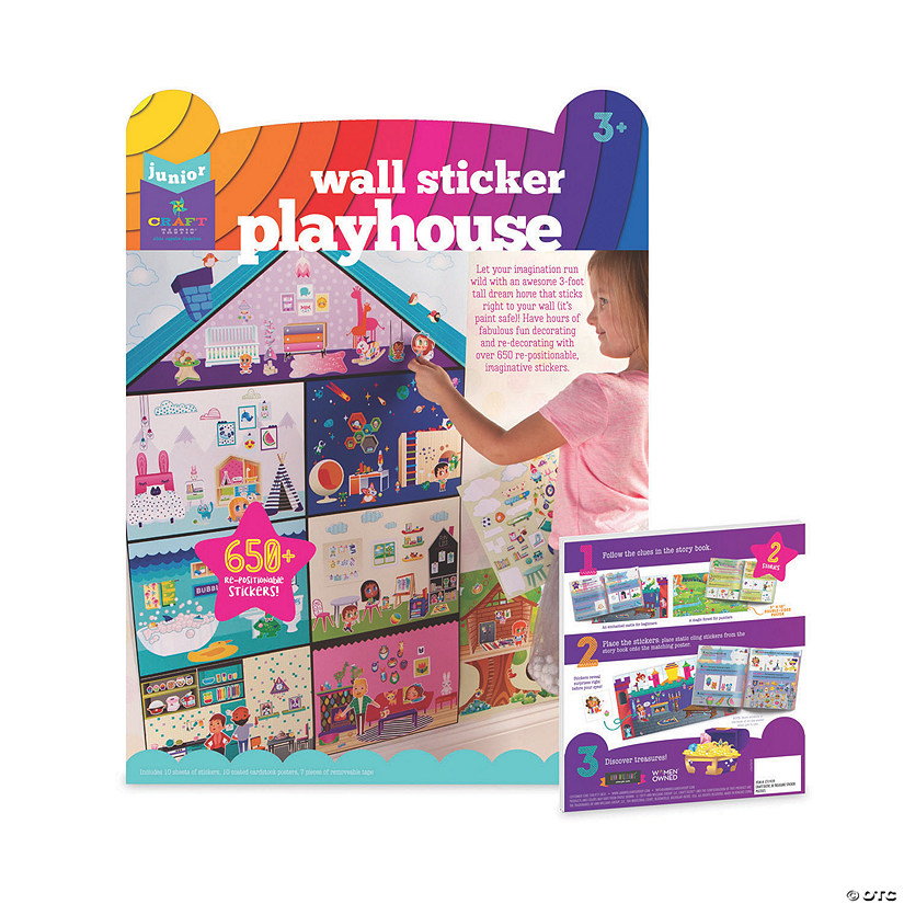 Wall Sticker Playhouse Audio Thumbnail