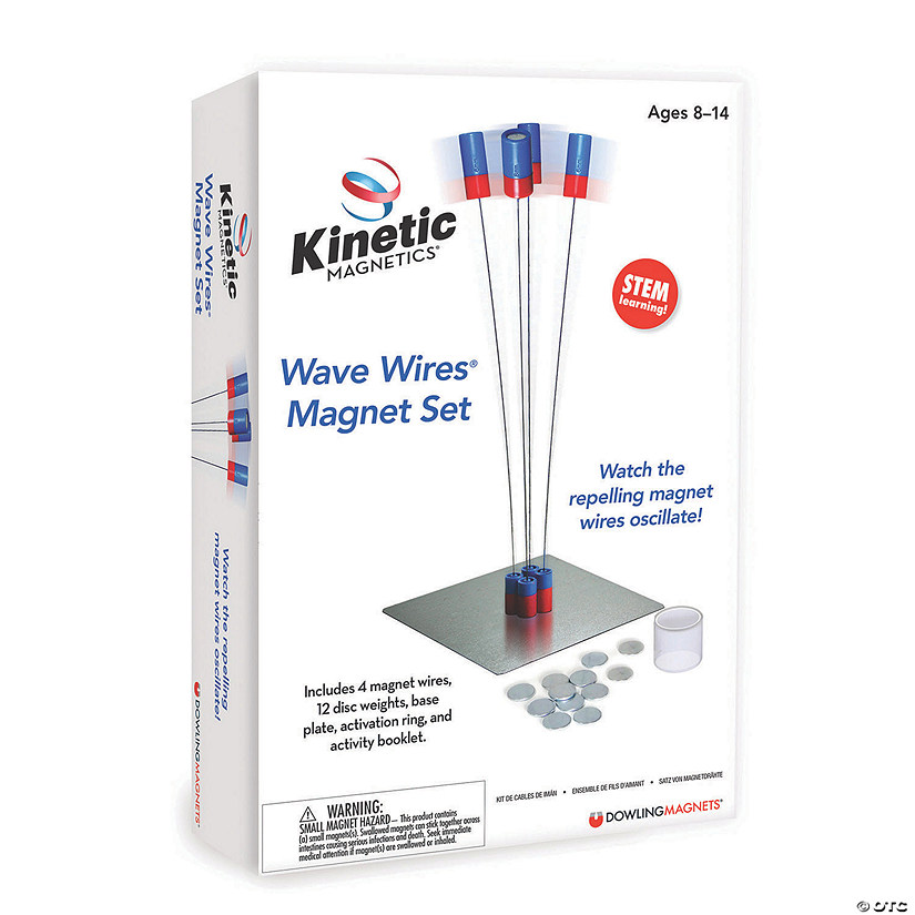 Wave Wires Magnet Set Audio Thumbnail