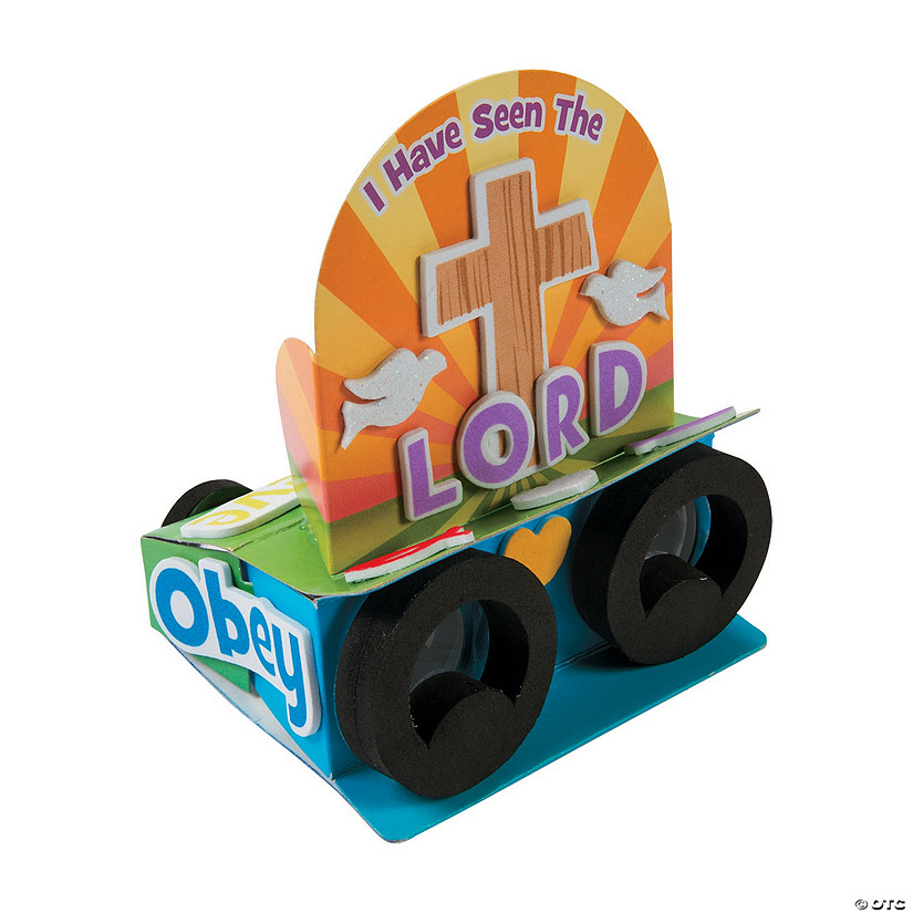 We Have Seen the Lord Binoculars Craft Kit