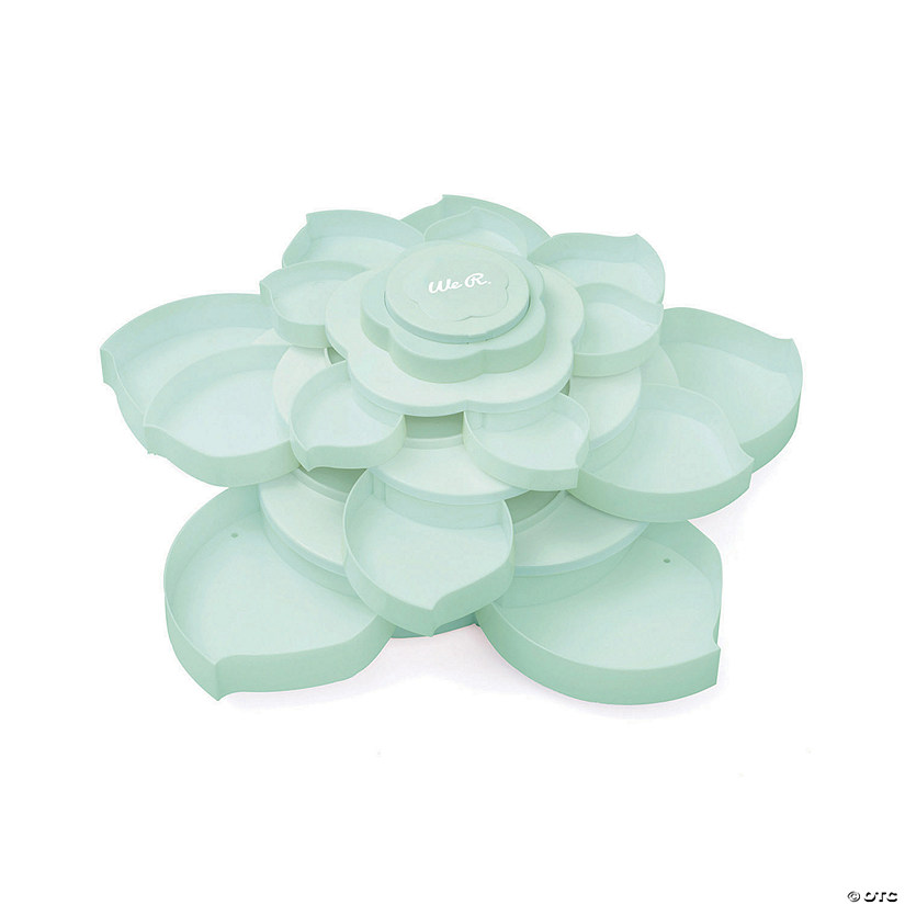 We R Memory Keepers<sup>&#174;</sup> Bloom Embellishment Storage - Mint Image Thumbnail