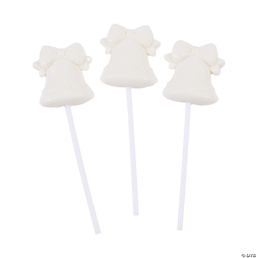 Wedding Bell Lollipops Image Thumbnail