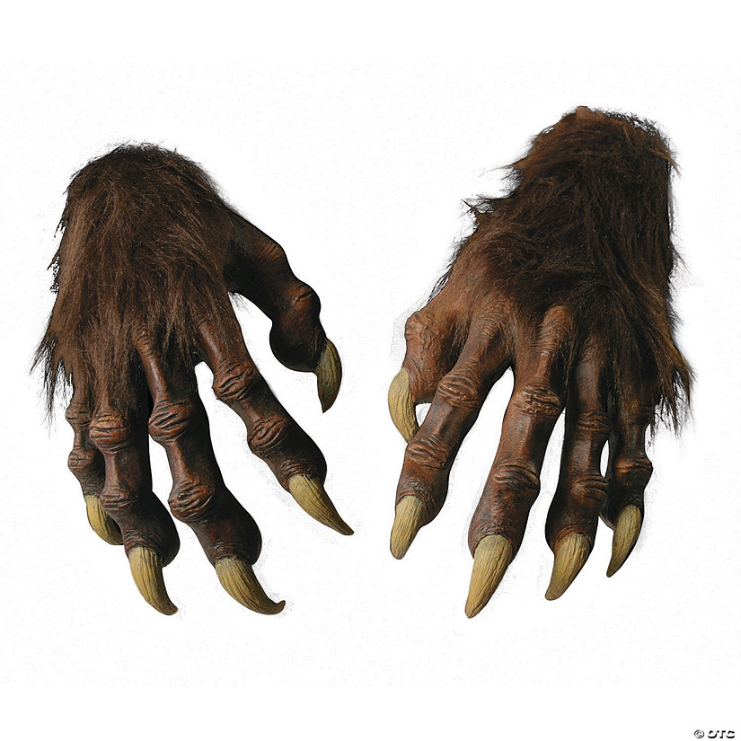 Werewolf Hands Audio Thumbnail