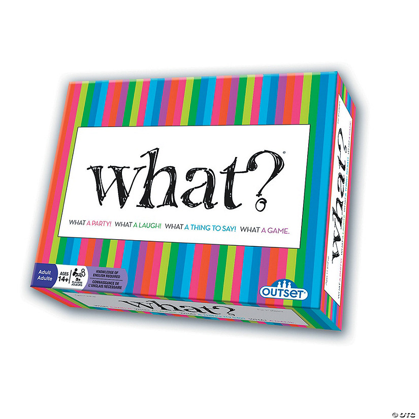 WHAT? Party Game Image Thumbnail